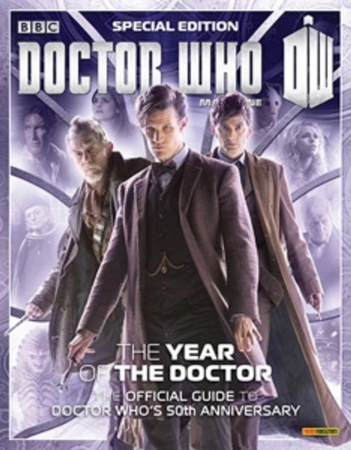 Doctor Who Magazine Special #38: 50th Anniversary Issue
