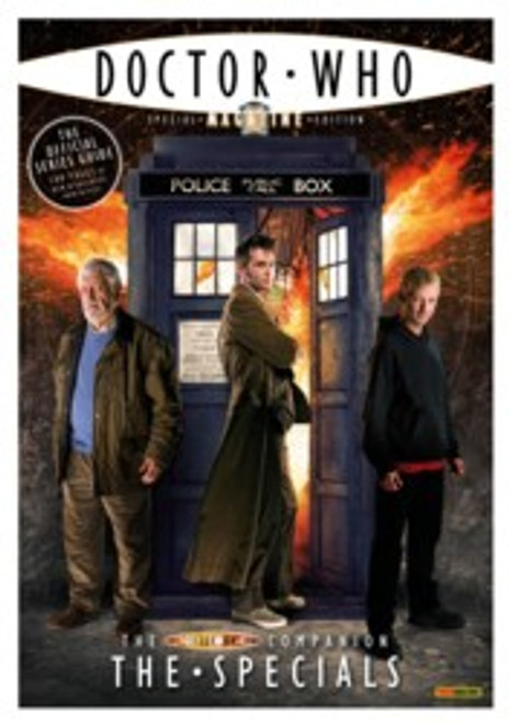 Doctor Who Companion Magazine Special #25 - The Specials