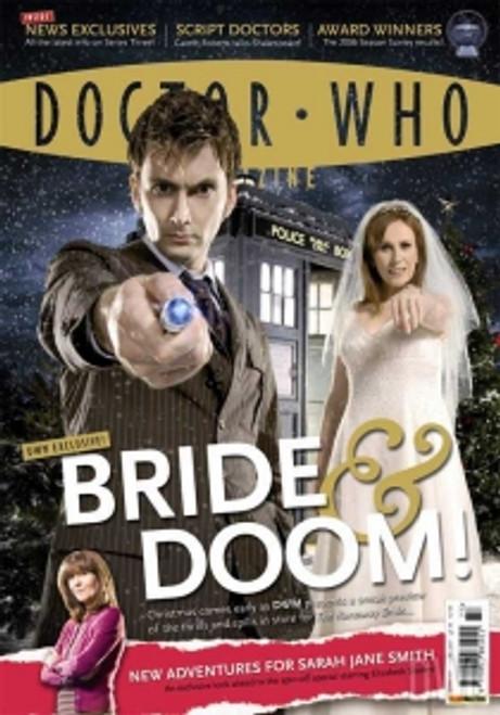 Doctor Who Magazine #377