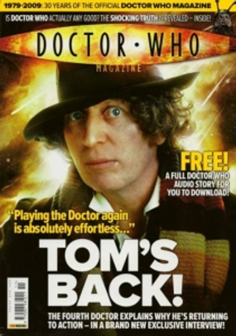 Doctor Who Magazine #411