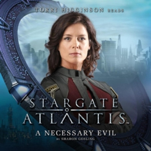 Stargate Altantis: A Necessary Evil -Big Finish Audio CD (Audiobook)