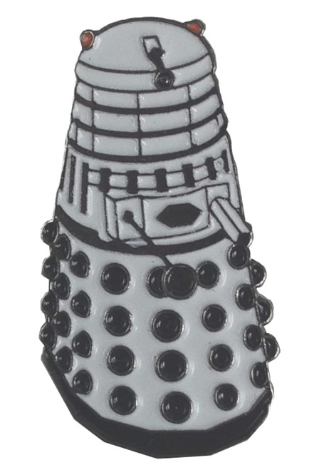 White Dalek Pin