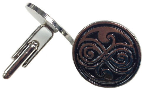 Seal of Gallifrey (Rassilon) Cufflinks