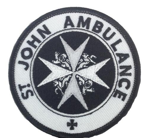 St. John Ambulance Patch