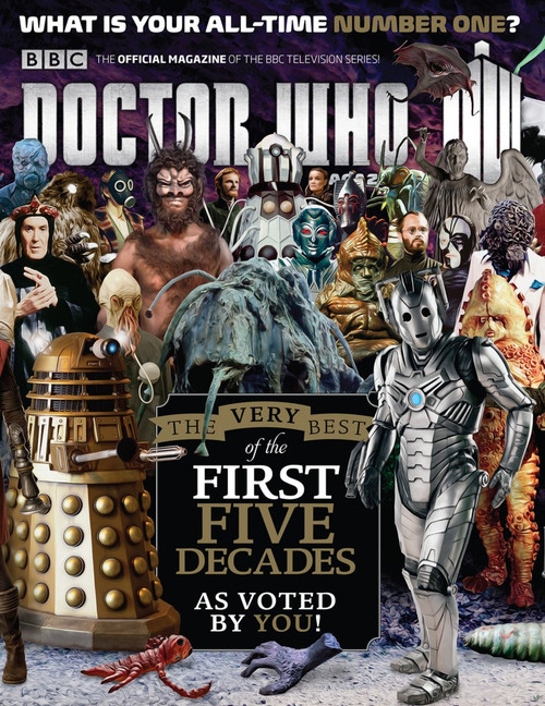 Doctor Who Magazine #474 - The Very Best of the First Five Decades