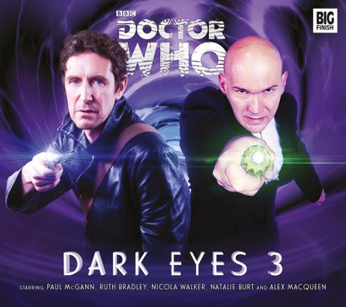 Dark Eyes - Eighth Doctor (Paul McGann) Box Set 3 from Big Finish