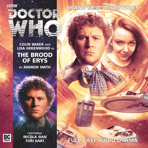 Brood of Erys Audio CD - Big Finish #183