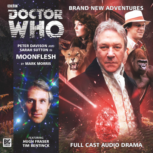 Moonflesh Audio CD - Big Finish #185