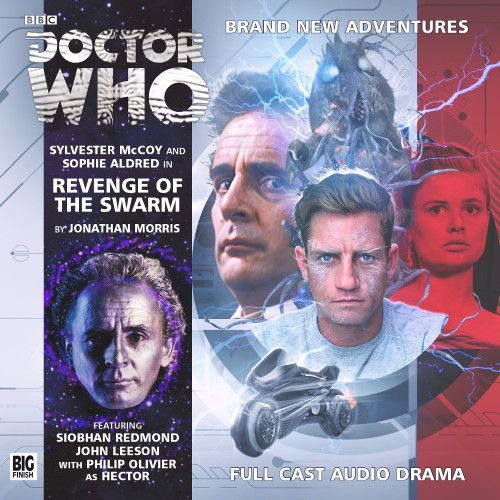 Revenge of the Swarm Audio CD - Big Finish #189