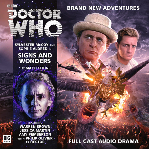 Signs and Wonders CD - Big Finish #191