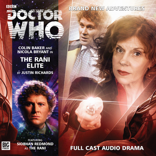 The Rani Elite Audio CD - Big Finish #194