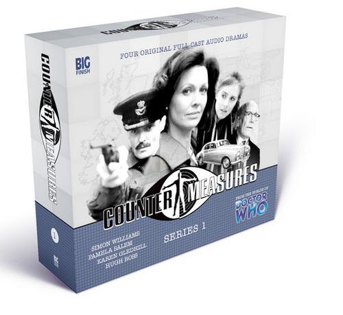 Counter-Measures: Series 1 Boxed Set- Big Finish Audio CD