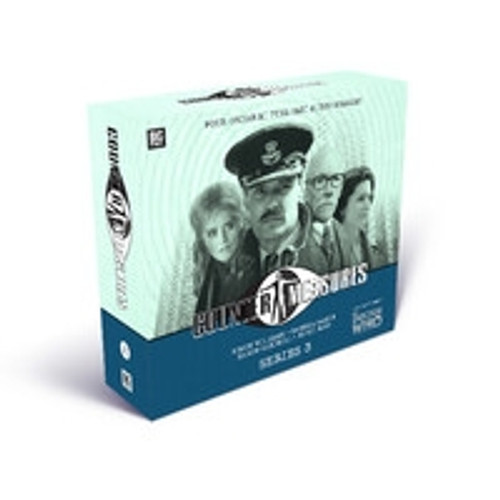 Counter-Measures: Series 3 Boxed Set- Big Finish Audio CD