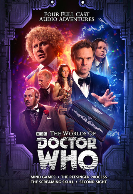Worlds of Doctor Who: Limited Collector's Edition Box Set