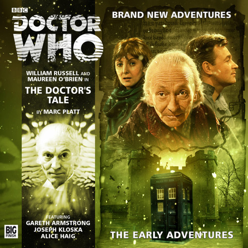 The Early Adventures #1.2 - THE DOCTOR'S TALE - Big Finish Audio CD