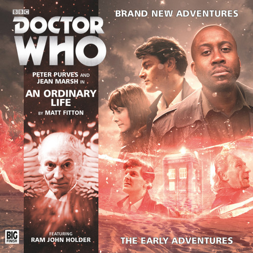 The Early Adventures #1.4 - AN ORDINARY LIFE - Big Finish Audio CD