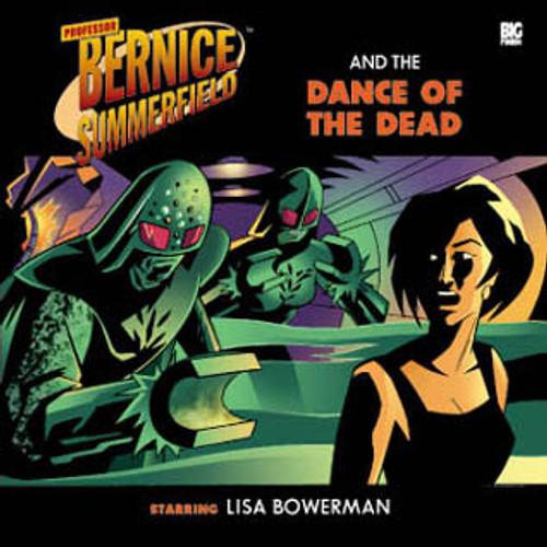 Bernice Summerfield: #3.3 Dance of the Dead - Big Finish Audio CD