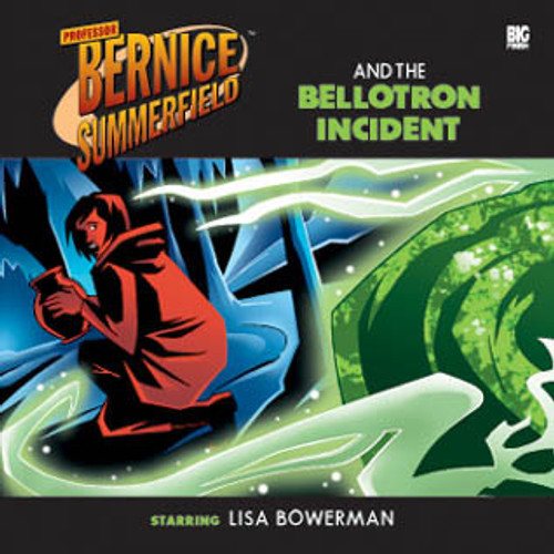 Bernice Summerfield: #4.1 Bellotron Incident - Big Finish Audio CD