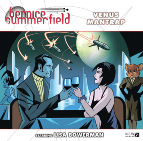 Bernice Summerfield: #10.3 Venus Mantrap - Big Finish Audio CD