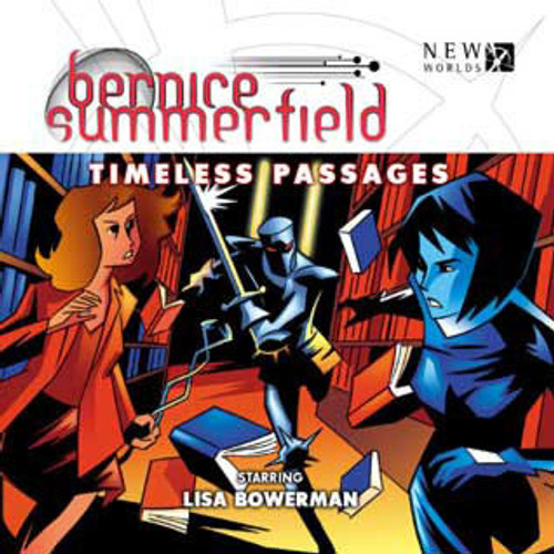 Bernice Summerfield: #7.2 Timeless Passages - Big Finish Audio CD