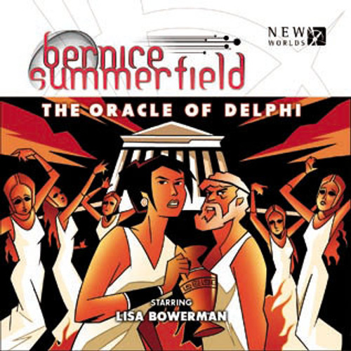 Bernice Summerfield: #7.5 The Oracle of Delphi - Big Finish Audio CD