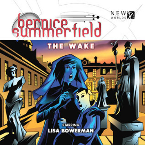 Bernice Summerfield: #8.6 The Wake - Big Finish Audio CD