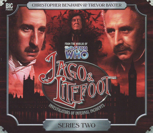 Jago and Litefoot Series Two CD Boxset from Big Finish