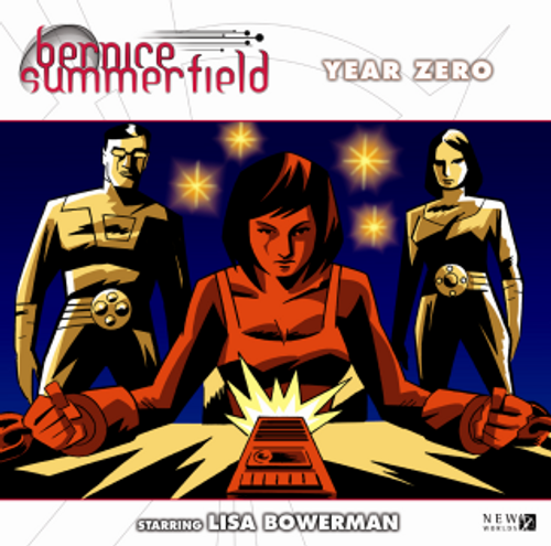 Bernice Summerfield: #11.3 Year Zero - Big Finish Audio CD