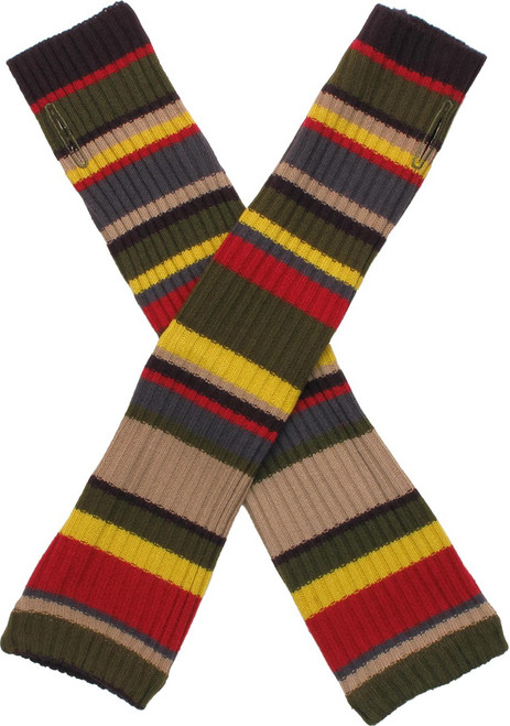 4th Doctor Arm Warmers
