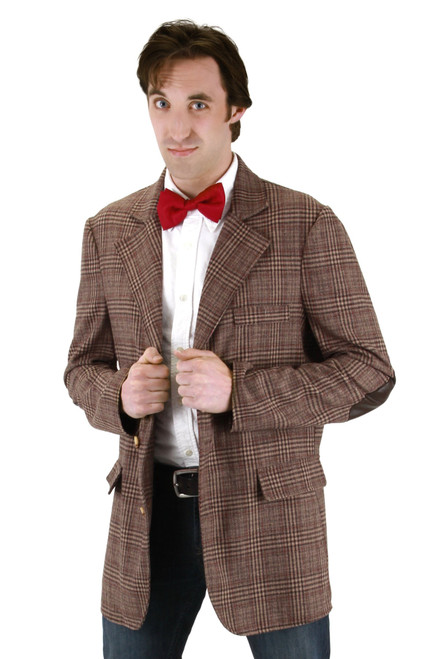 Eleventh Doctor Matt Smith Men's Jacket