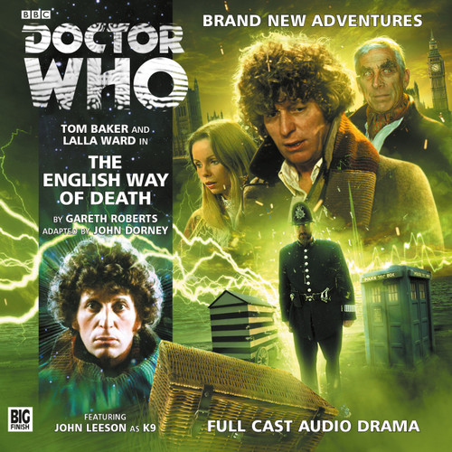 Big Finish Novel Adaptation: The English Way of Death - #4
