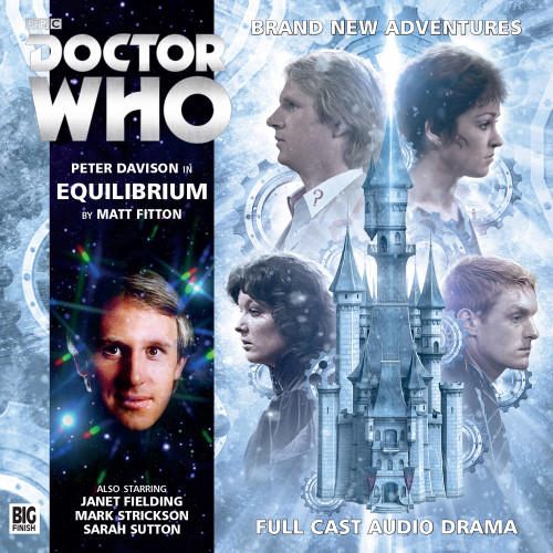 Equilibrium Audio CD Big Finish #196