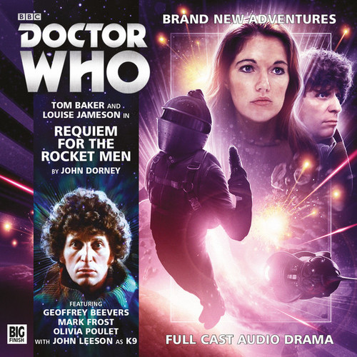 4th Doctor Stories: #4.3 Requiem for the Rocket Men