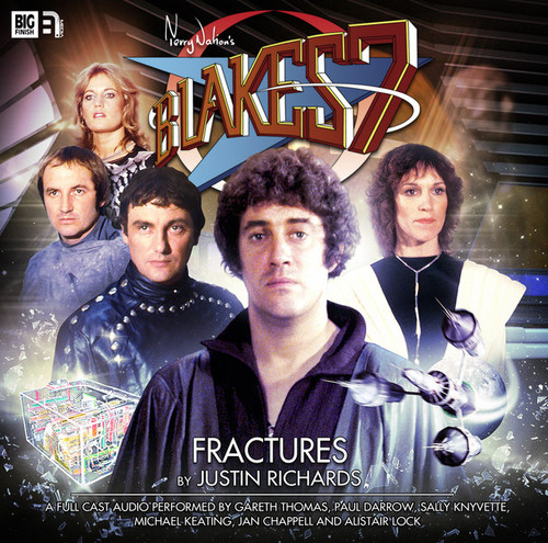 Big Finish Blake's 7: Fractures Audio CD #1.1