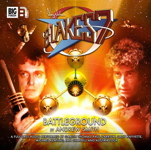 Big Finish Blake's 7: Battleground Audio CD #1.2