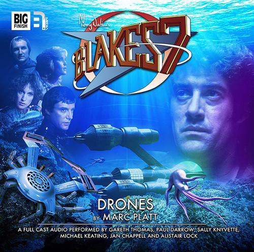Big Finish Blake's 7: Drones Audio CD #1.3