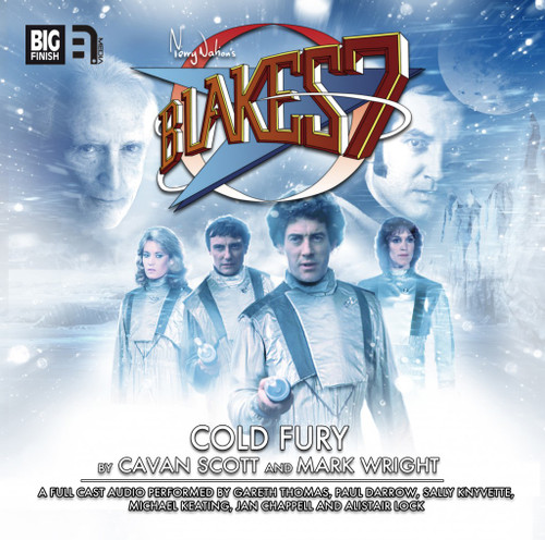 Big Finish Blake's 7: Cold Fury Audio CD #1.5