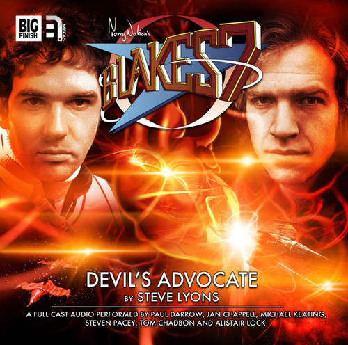 Big Finish Blake's 7: Devil's Advocate Audio CD #2.5