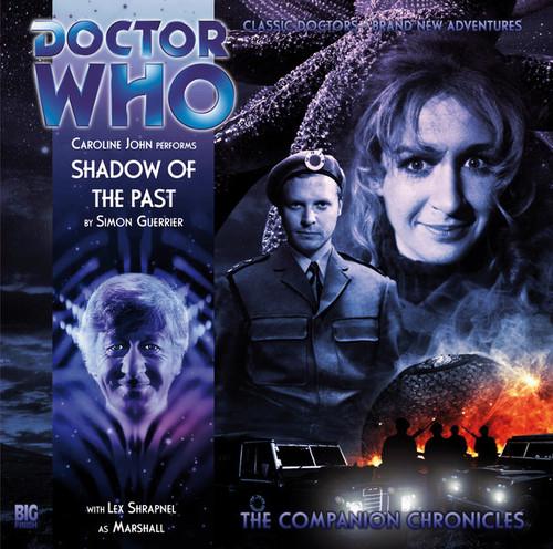Companion Chronicles - Shadow of the past - Big Finish Audio CD 4.8