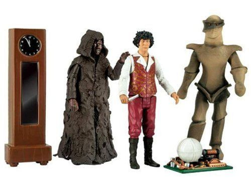 4th Doctor Who Action Figure set - Keeper of Traken