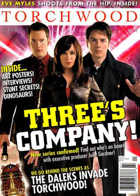 Torchwood Official Magazine Issue #7