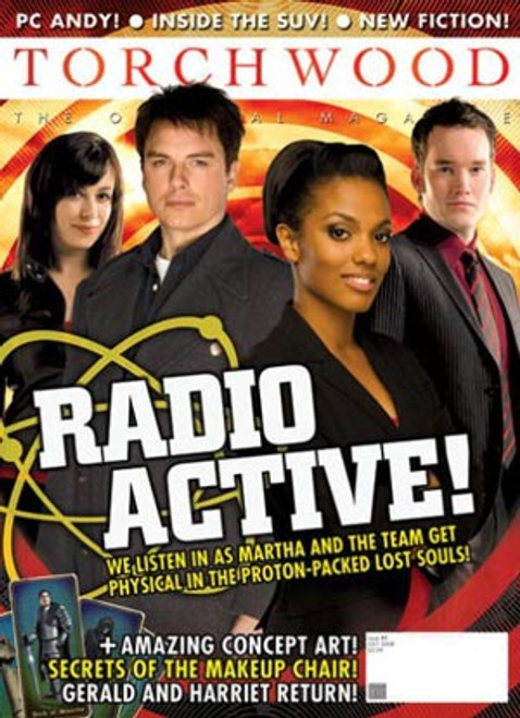 Torchwood Official Magazine Issue #9