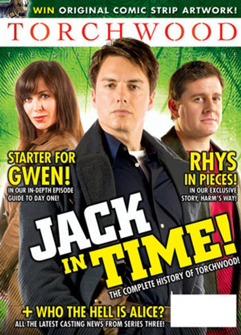 Torchwood Official Magazine Issue #10