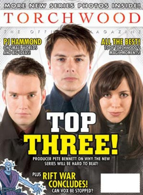 Torchwood Official Magazine Issue #13