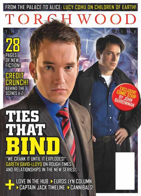 Torchwood Official Magazine Issue #14