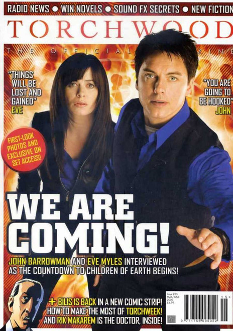 Torchwood Official Magazine Issue #15