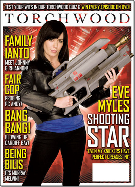 Torchwood Official Magazine Issue #19