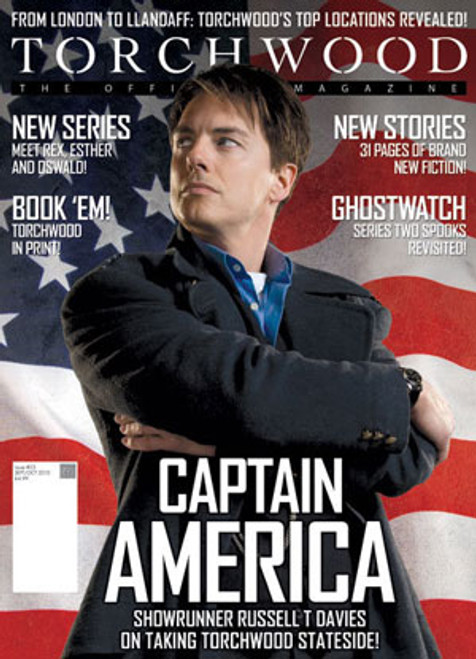 Torchwood Official Magazine Issue #23