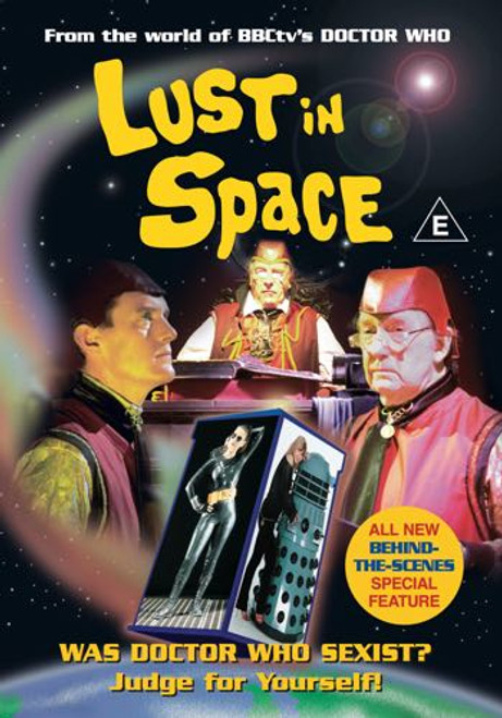Lust in Space - Reeltime Productions DVD