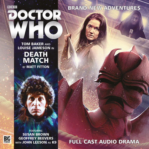 Doctor Who 4th Doctor Stories: #4.4 Death Match